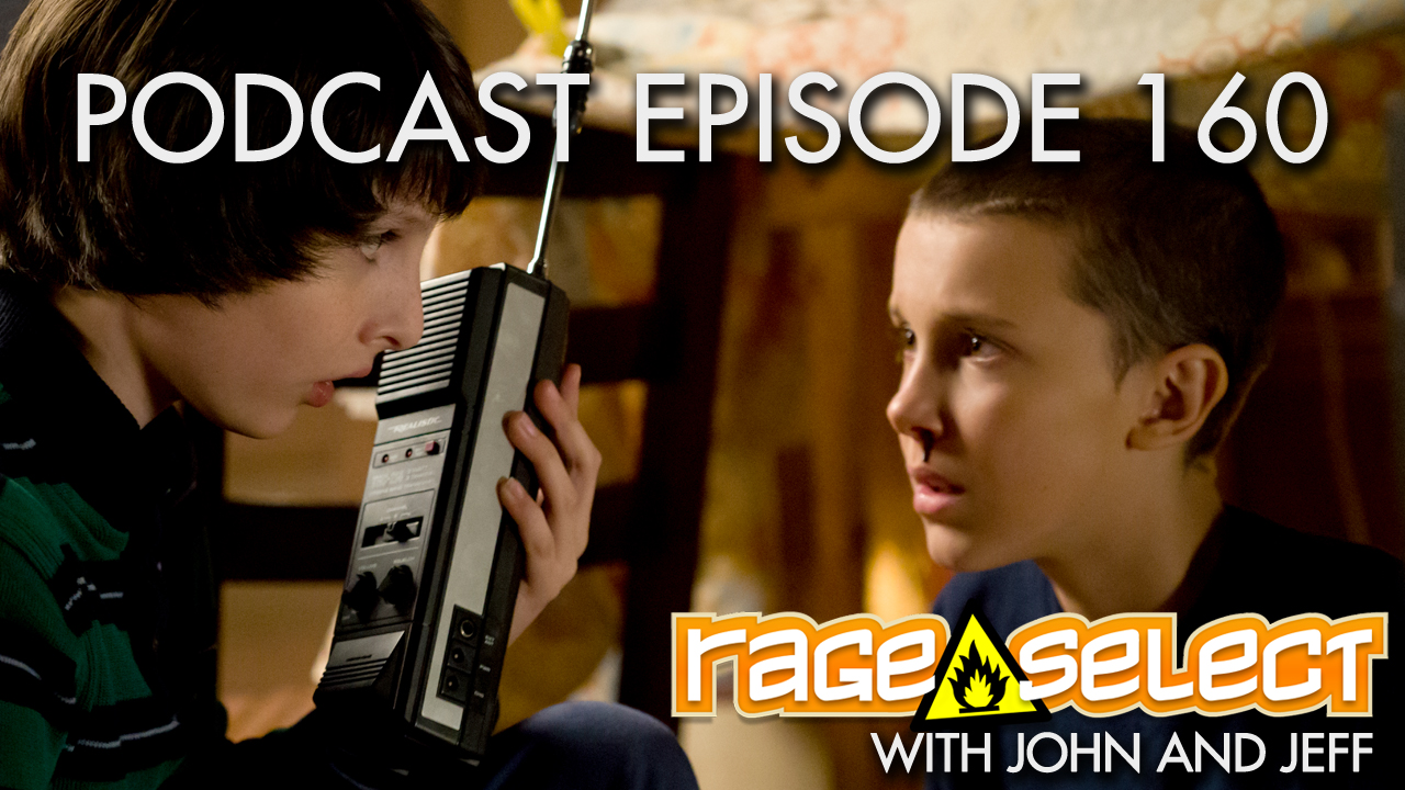 Rage Select Podcast Episode 160 - John and Jeff Answer Your Questions!