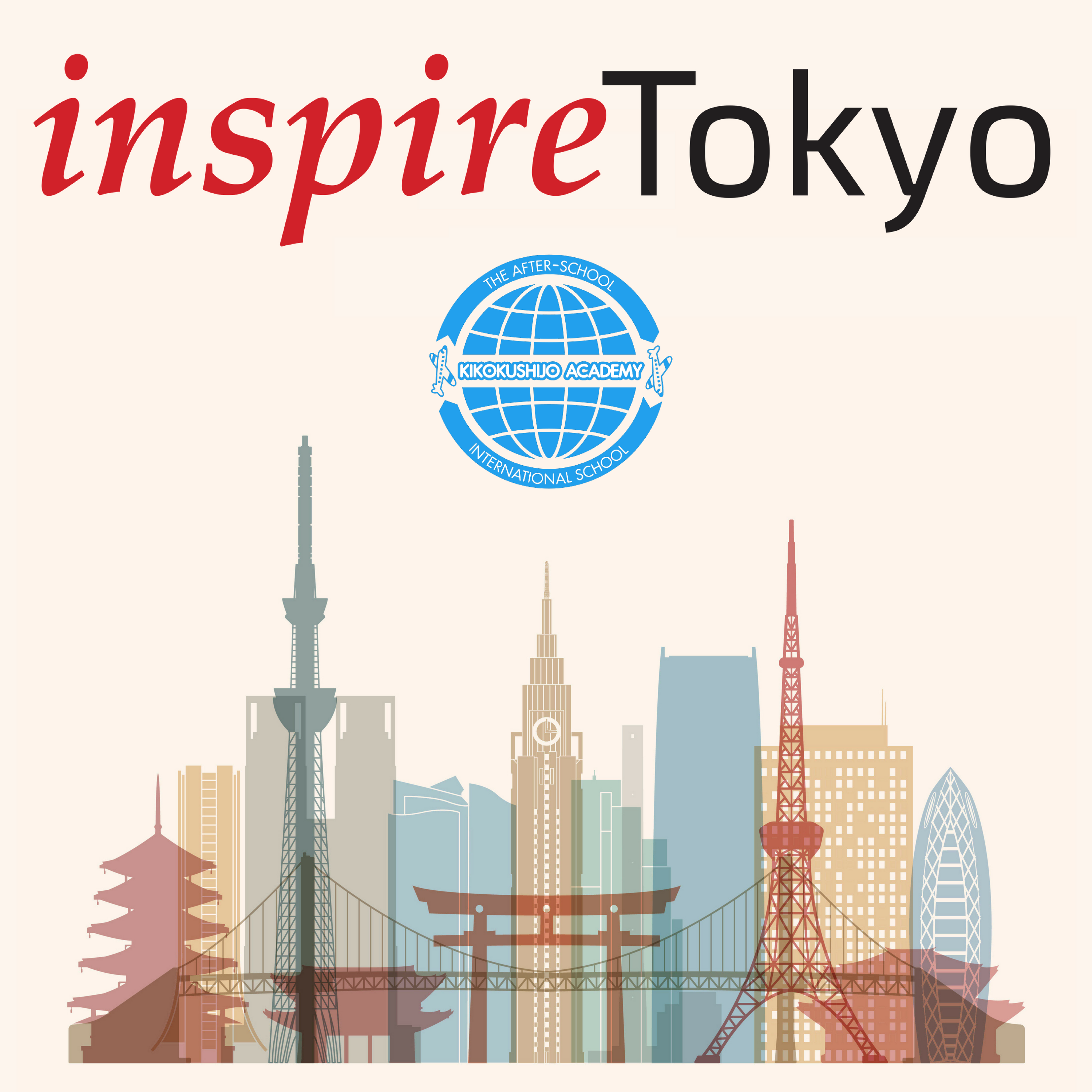 Inspire Tokyo: Fascinating and educational interviews for students show art