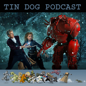 TDP 548: TV DOCTOR WHO - The Husbands of River Song