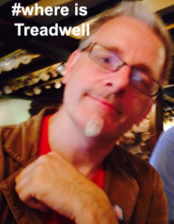 Nic Treadwell is Missing!