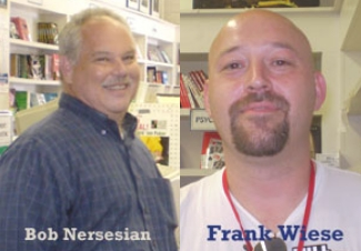 Episode 45 - Poker Player Frank Wiese; Player's Advocate Bob Nersesian