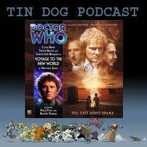 TDP 299: Voyage to the New World