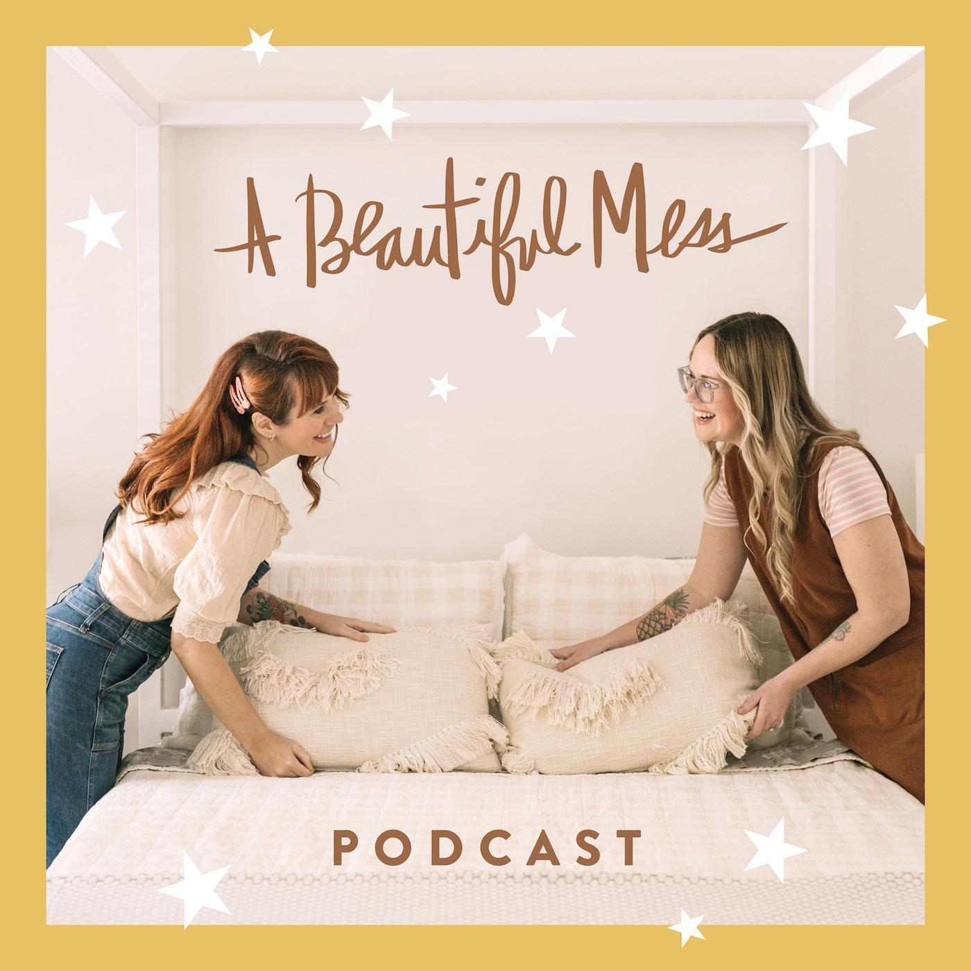 A Beautiful Mess Podcast show art