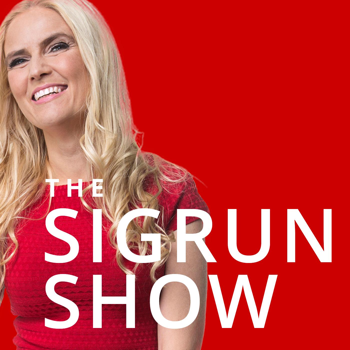 The SIGRUN Show show art