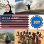Artwork for Jenna Klotz … making friends in Mogadishu