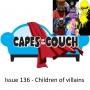 Artwork for Issue 136 - Children of Super Villains