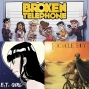 Artwork for Webcomics: Reviews of E.T. Girl, Bicycle Boy, and Broken Telephone