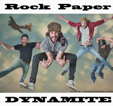 Episode 183 - Rock Paper Dynamite