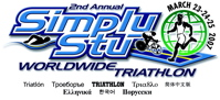 SimplyStu WorldWide Traithlon and 365 Newbies Registration