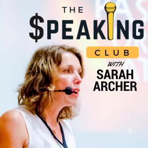 How Intentional Movement Can Power Up Your Public Speaking Part One - 069