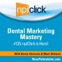 Artwork for Dental Marketing - npiClick Announcement