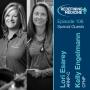 Artwork for Redefining Medicine with specials guests Lori Esarey and Kelly Engelmann