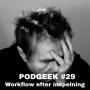 Artwork for #29 Workflow efter inspelning