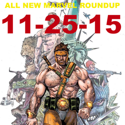 Nov 25, 2015 All New Marvel Roundup