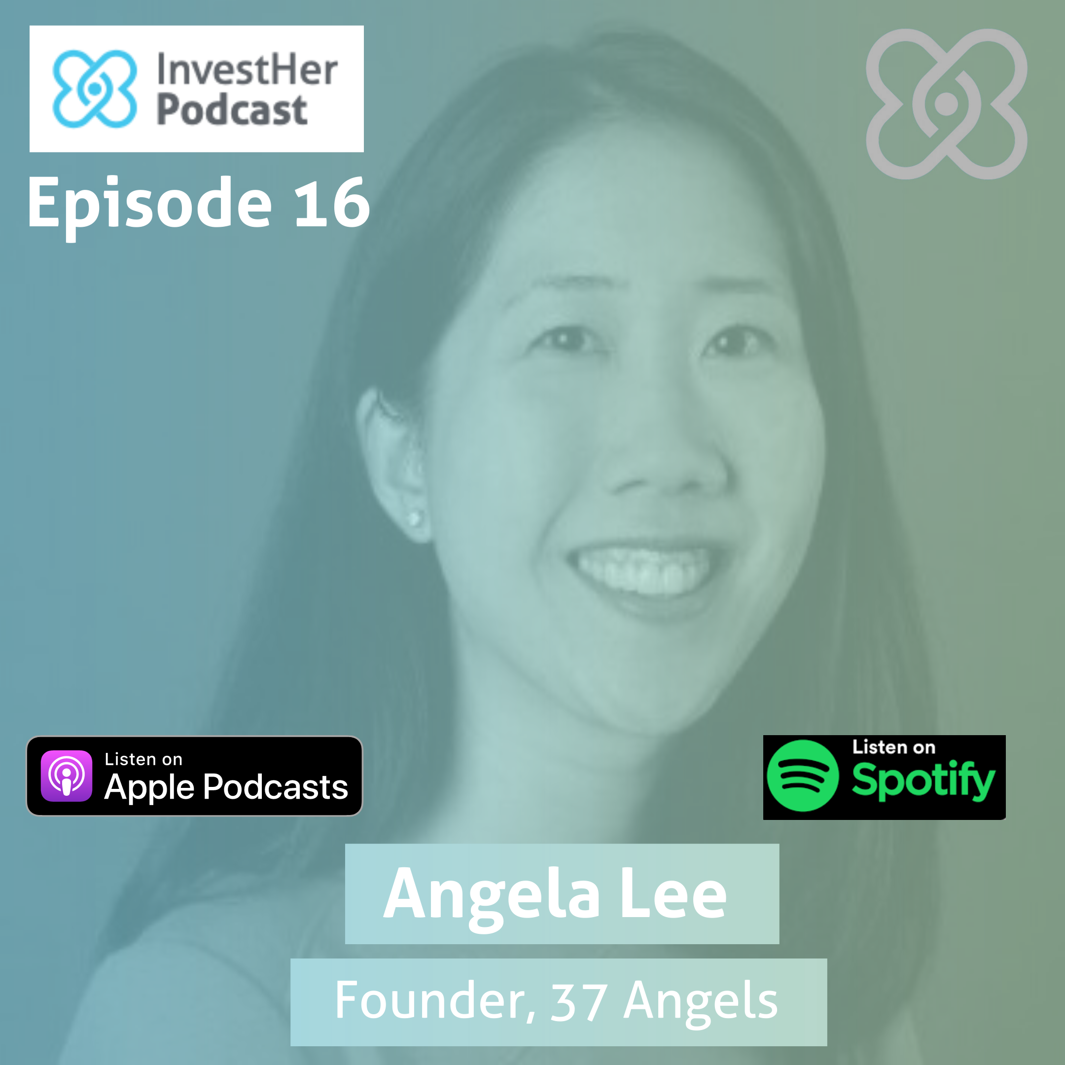 Ask an Angel - Fundraising Advice for Female Founders with Angela Lee - Founder of 37 Angels