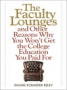 Artwork for Show 757 The Faculty Lounges. Interviews with the author.