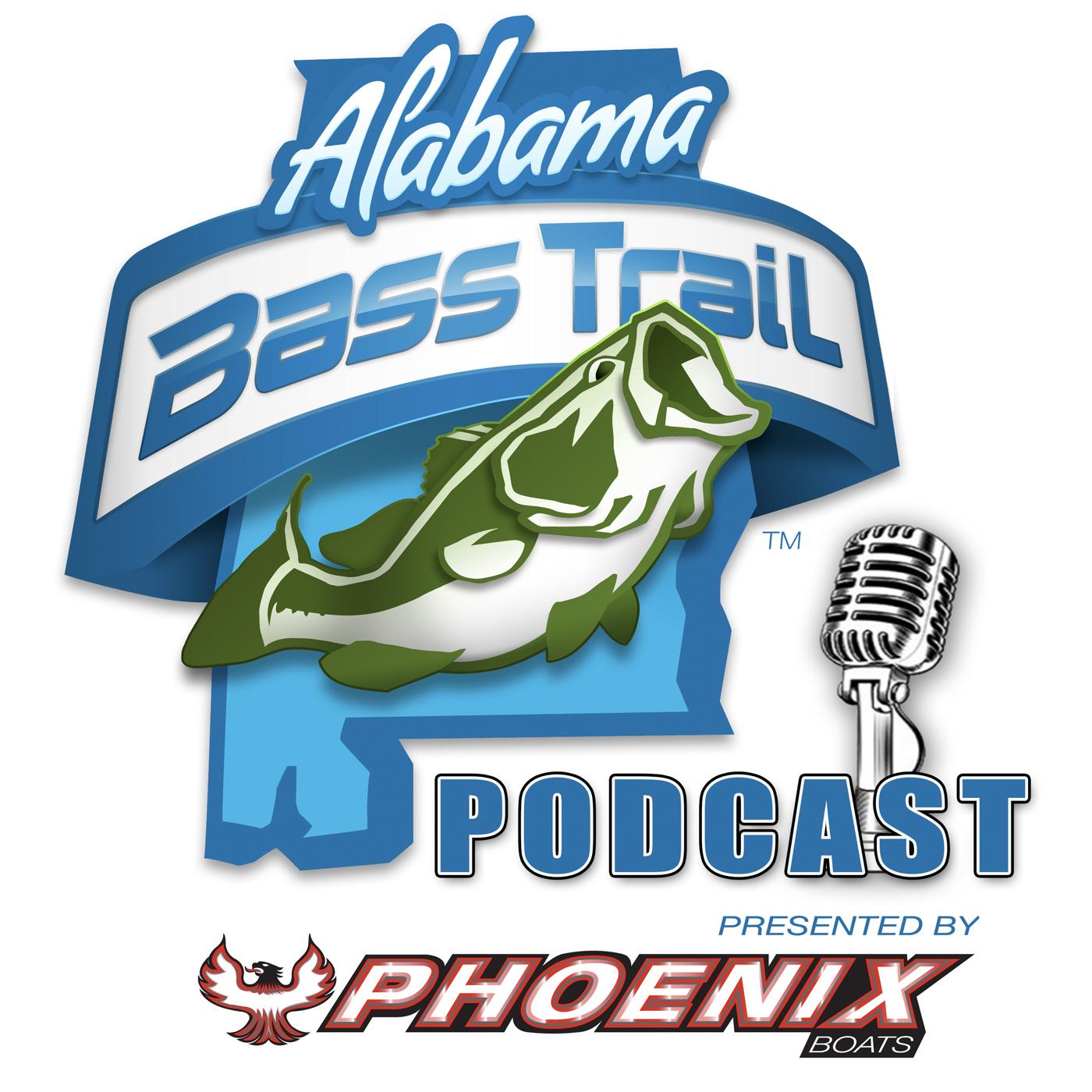 Alabama Bass Trail podcast show art
