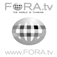 FORA.tv founder Brian Gruber