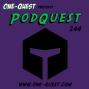 Artwork for PodQuest 244 - Anthem Delays, Persona 5 R, and 90s DRM