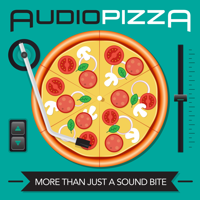 Audio Pizza show art