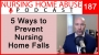 Artwork for 187- Five ways to prevent nursing home falls