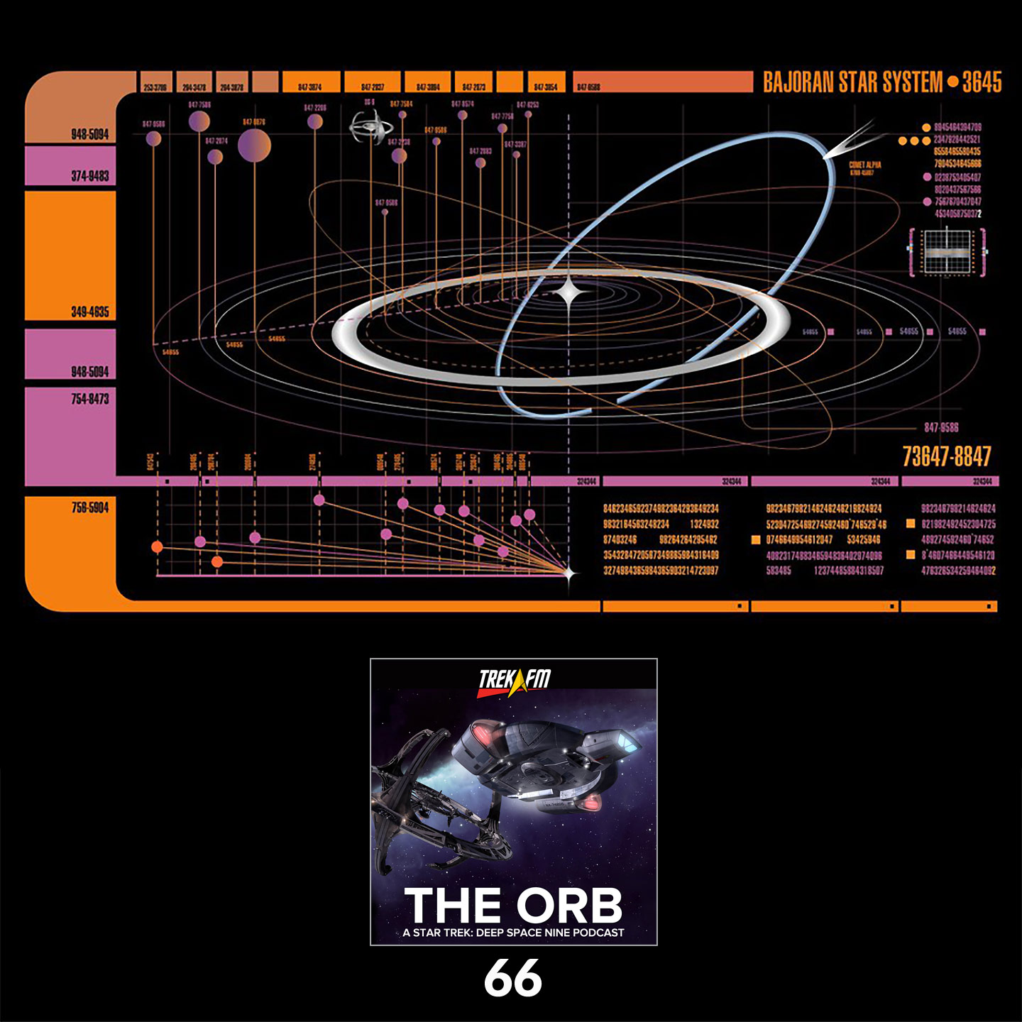 The Orb 66: There. Are. Fourteen. Planets!