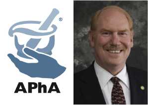 Pharmacy Podcast Episode 160 Tom Menighan with APhA