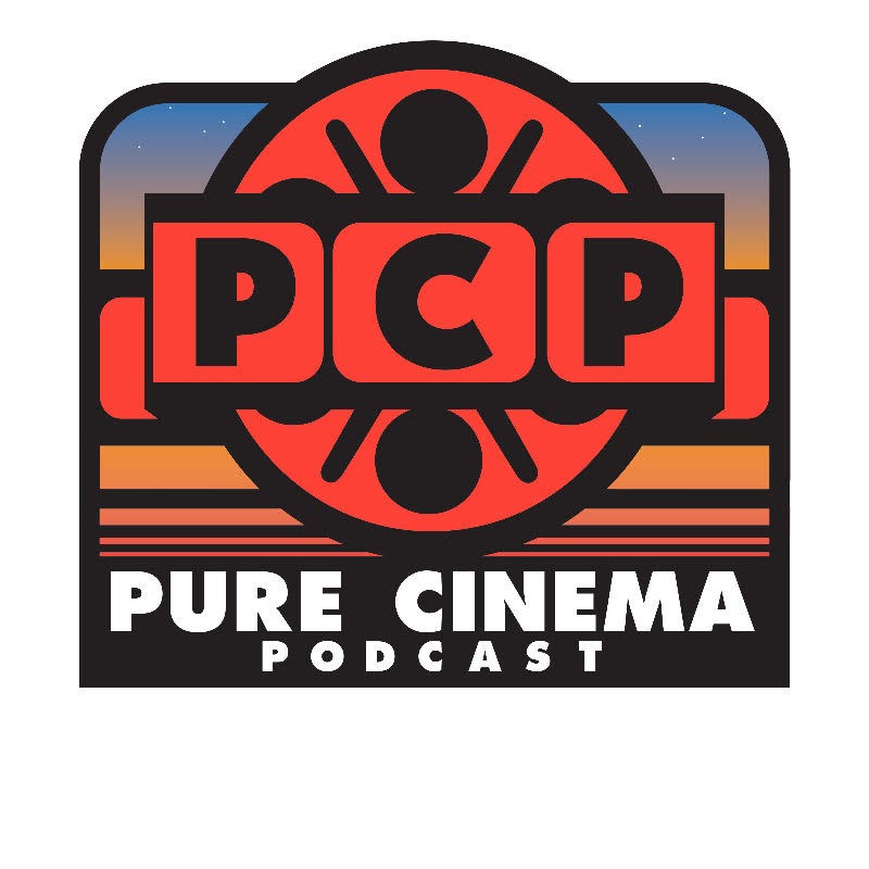 Pure Cinema Podcast show art