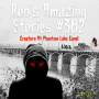 Artwork for RAS #382 - The Creature At Phantom Lake Canal