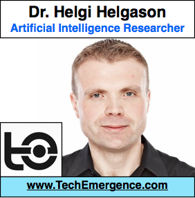 Artificial General Intelligence - Path to Progress - Dr. Helgi Helgason