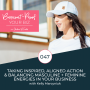 Artwork for 047 - Taking Inspired, Aligned Action and Balancing Masculine and Feminine Energies in Your Business with Kelly Marcyniuk