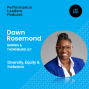 Artwork for Dawn Rosemond on Diversity, Equity & Inclusion