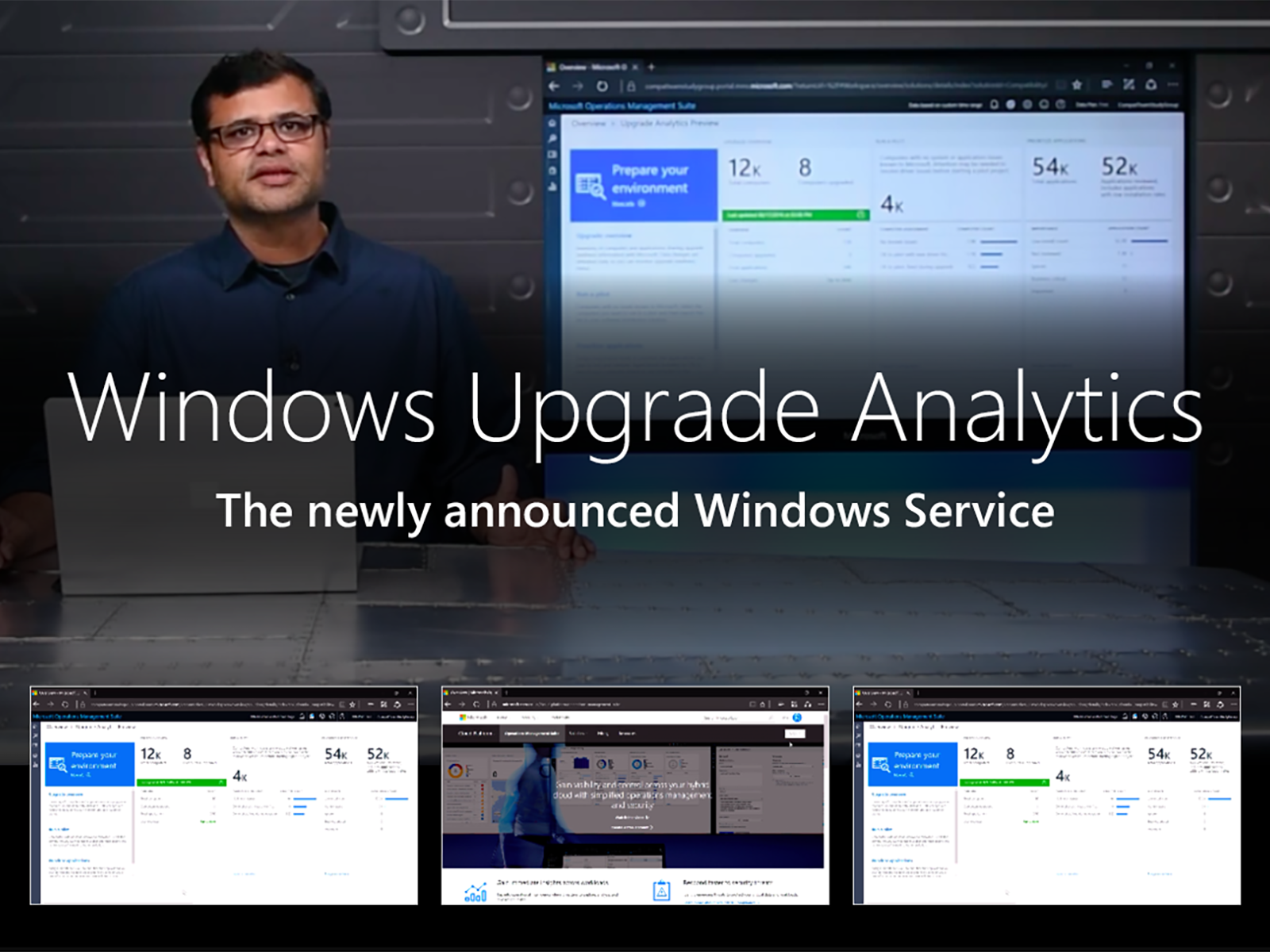 Artwork for Introduction to Windows Upgrade Analytics Service