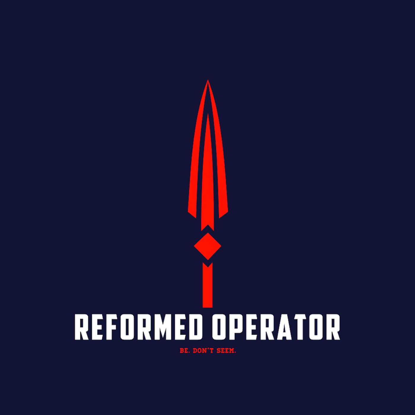 Reformed Operator show art