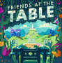 Artwork for Friends at the Table @ Gen Con this week!!