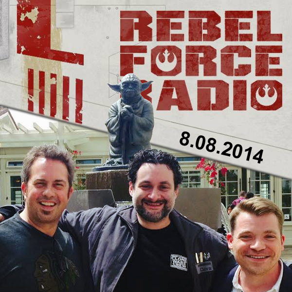 RebelForce Radio: August 8, 2014