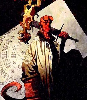 018 To Hellboy and Back, With Mike Mignola