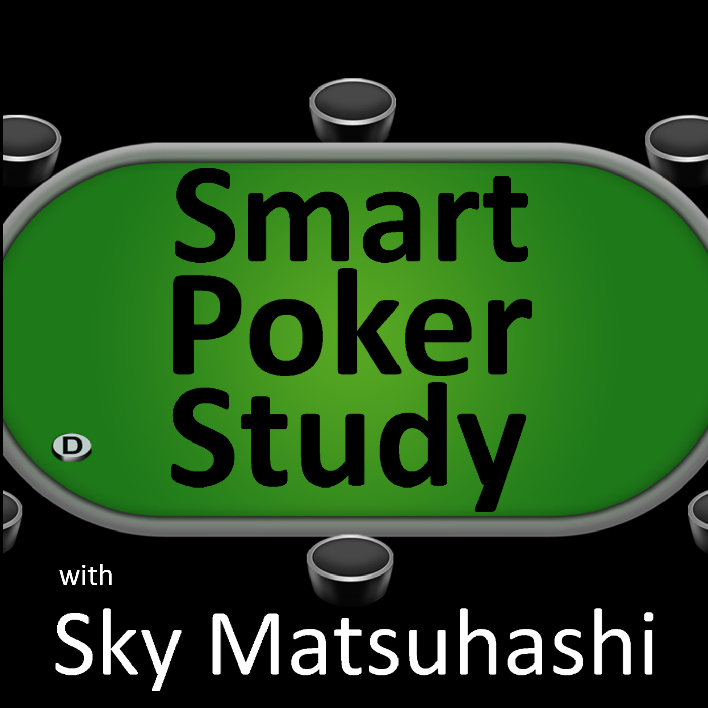 Smart Poker Study Podcast show art