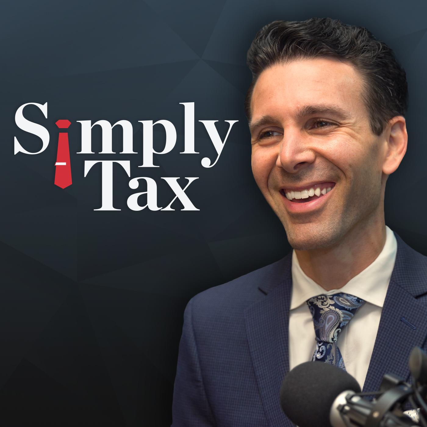 Simply Tax show art