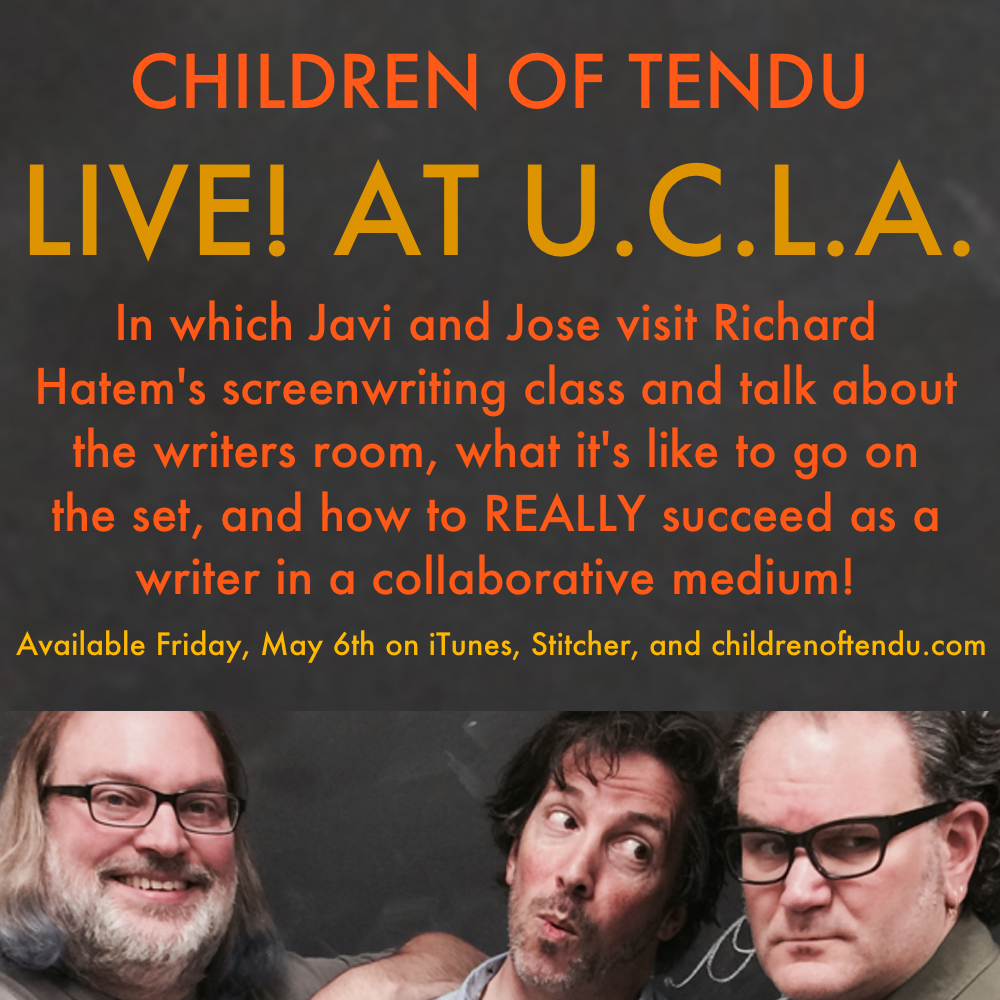 CHILDREN OF TENDU LIVE AT UCLA!