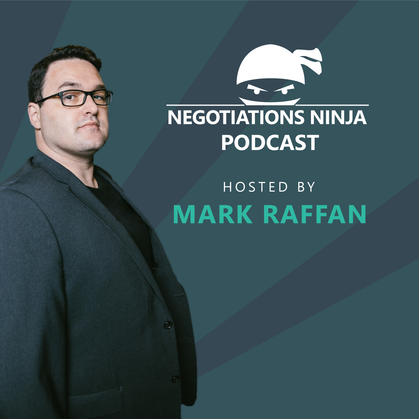 Negotiations Ninja Podcast show art