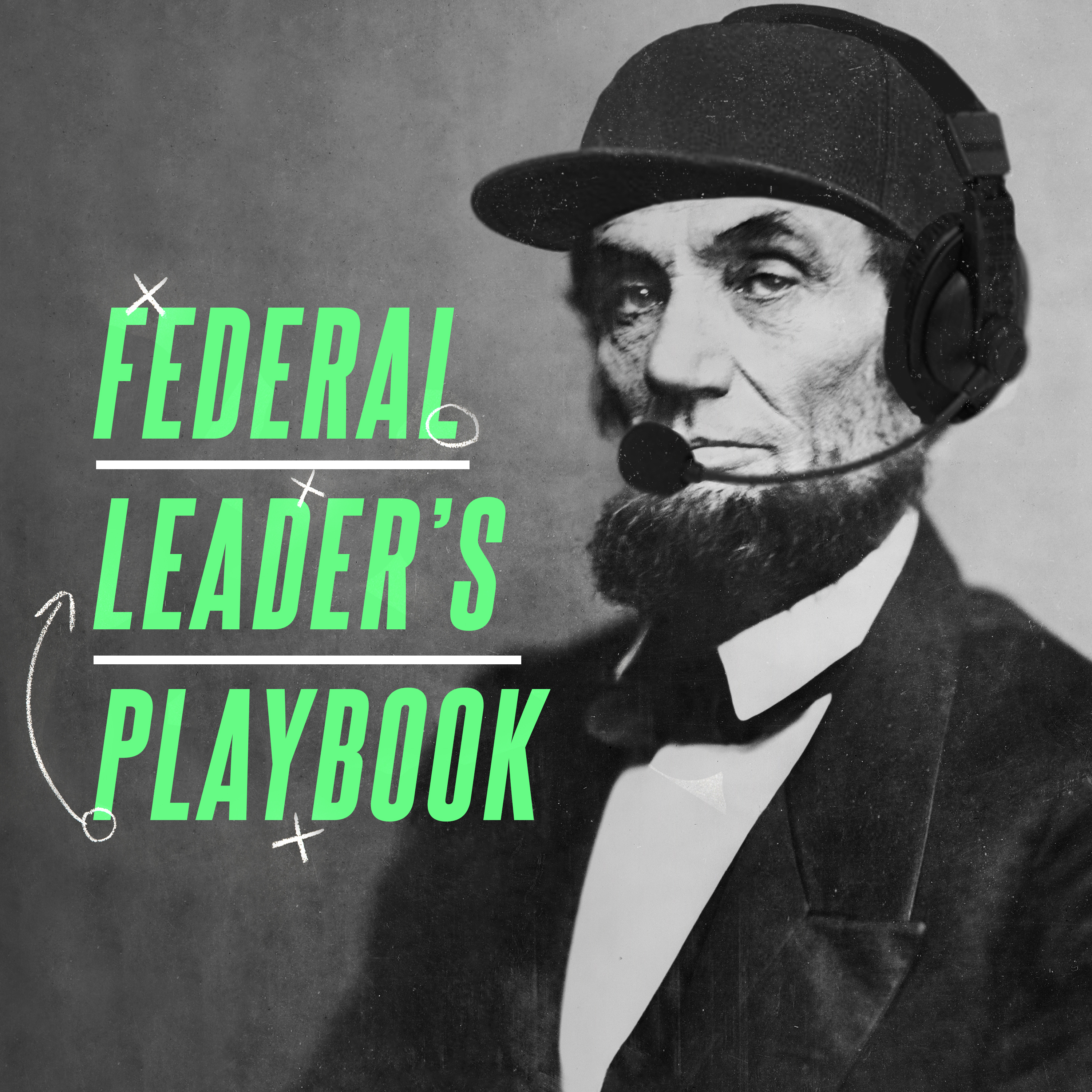 Federal Leader's Playbook show art