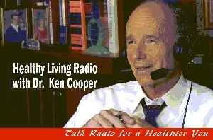 Dr. Cooper reviews the latest health data - omega-3s, prostate health, pregnant women; folic acid for brain power; takes calls