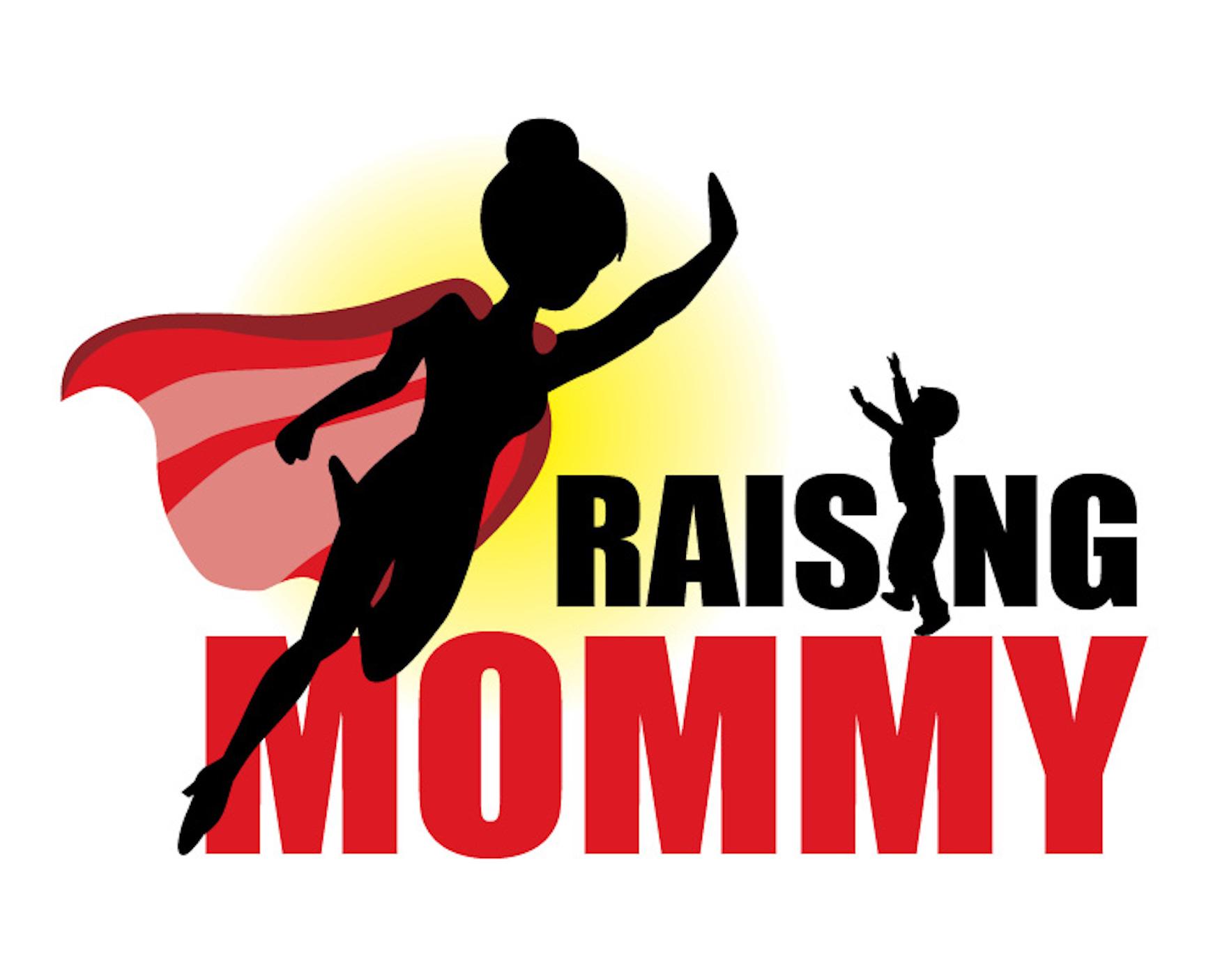 Raising Mommy show art