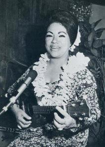 Hawai'i's Champagne Lady