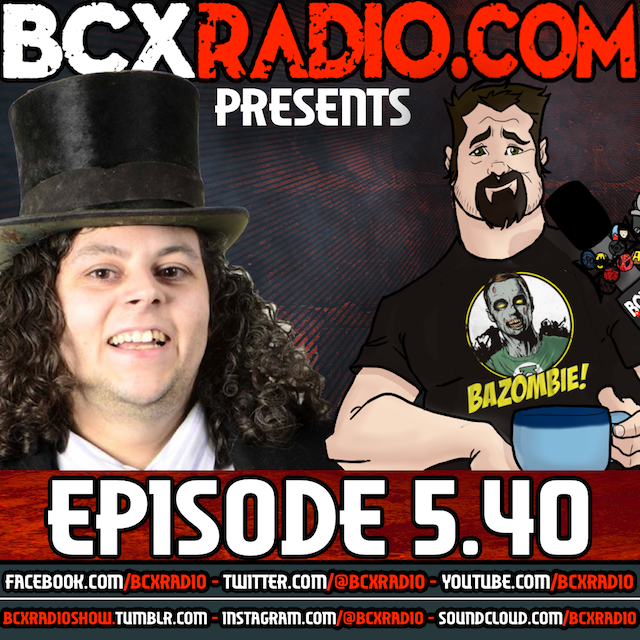 BCXradio 5.40 - They Hate Nerds Theory