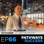 Artwork for 66: Age is NOT a Factor to Achieving Success - Trevor Oldham - BECOMETHELION.COM