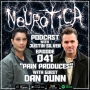"Artwork for EP. 041 W/ Dan Dunn ""PAIN PRODUCES"""