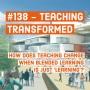 Artwork for #138 - Education 4.0 > Teaching Transformed