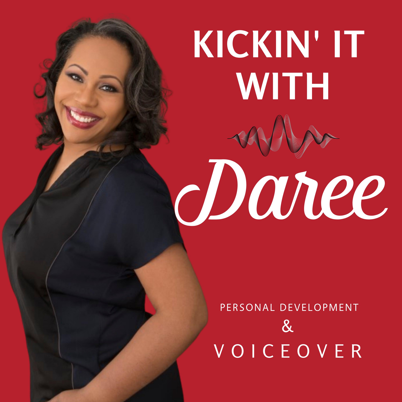 Kickin' It with Daree show art